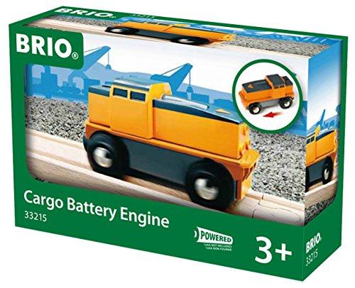 Preisvergleich Produktbild BRIO® Bahn 33215 - BRIO Frachtlok