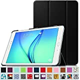 Fintie Samsung Galaxy Tab A 9.7 Smart Shell Case - Ultra Slim Lightweight Stand Cover with Auto Sleep/Wake Feature for Samsung Galaxy Tab A 9.7-Inch Tablet SM-T550, Black