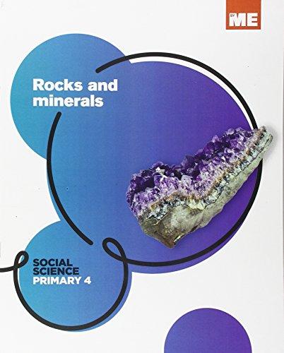 Social Science Modular 4 Rocks and minerals (CC. Sociales Nivel 4) - 9788416483112