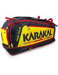 Karakal Pro Tour Elite X Bolsas Extensibles 12 de Raqueta