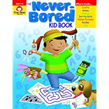 ‏‪The Never-Bored Kid Book - Paperback‬‏