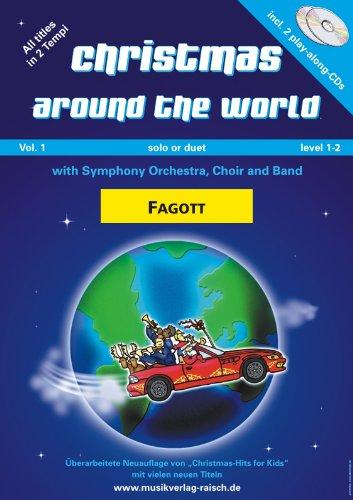 Christmas around the World Fagott