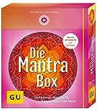 Die Mantrabox (Box mit Karten, Booklet und Audio-CD): 50 heilende Mantras für Körper, Geist und Seele (GU Buch plus Körper & Seele)