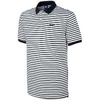 Nike Herren Matchup Polo Pique Mini Striped Shirt