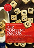 Der Content Faktor: Schreiben Sie Texte
