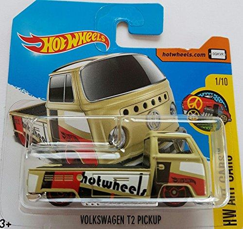 2017 Hot Wheels Volkswagen T2 Pickup 201/365 (Short Card)