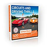 Buyagift Circuits and Driving Thrills Gift Experiences Box - 400 driving experience days on tracks and courses across the UK