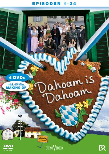 Dahoam is Dahoam - Staffel 1 (Episode 01-24, 4 DVDs) hier kaufen