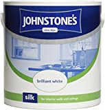 Best Emulsion Paints - Johnstone's 306569 Silk Emulsion Paint 2.5 Litre Review