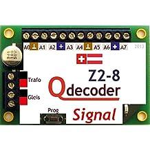 QD086: Qdecoder Z2-8 Signal Österreich / Schweiz