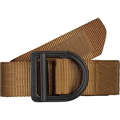 5.11 Trainer Belt - Bolsa / Cinturón para presas de caza, color marrón, talla M