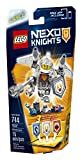 LEGO Nexo Knights 70337 Ultimate Lance Building Kit (75 Piece) by LEGO