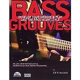 Ed Friedland: basses rainures. CD, partitions pour guitare basse Tab