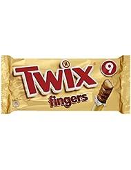 Twix Biscuit Fingers Multipack 9 x 23 g