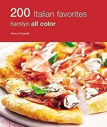200 Italian Favorites: Hamlyn All Color by Marina Filippelli (2010-05-05)