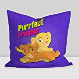 "Best Disney Cots - Disney""Perfect Friends"" Digital Printed Cushion Filled with Microbeads Review"
