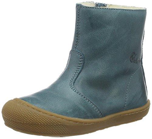 Naturino 4154, Chaussures Marche Mixte Bébé Vert - Grün (Erdoel_9110)