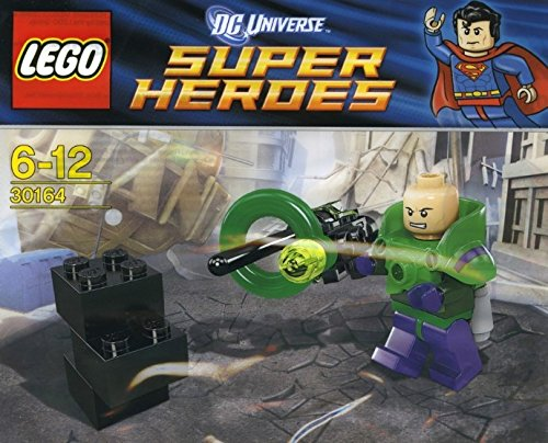 LEGO Super Heroes: LEGO Batman 2 : LEX LUTHOR Minifigure 30164 EXCLUSIVE PROMO Luther by LEGO