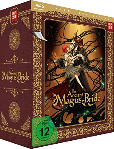 Ancient Magus Bride - Vol. 1 - [Blu-ray] + Sammelschuber - Limited Edition