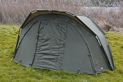 Deluxe One Man Bivvy Shelter Easy Erect by Carptrix