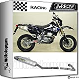 Arrow Auspuff Komplett Race Thunder Road Suzuki DR-Z 400 SM 2005 05 2006 06 72005ta + 72070pd