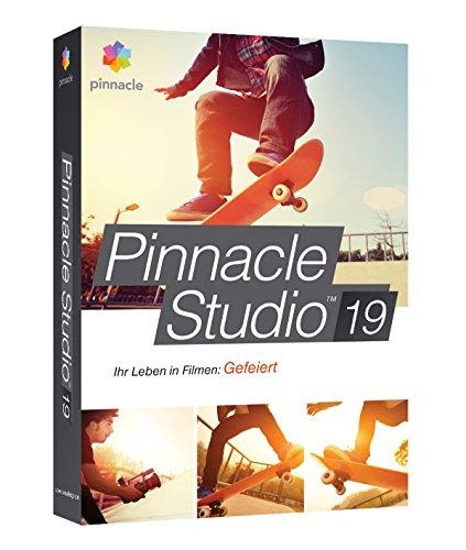 Corel Pinnacle Studio Std. v19/DE CD W32