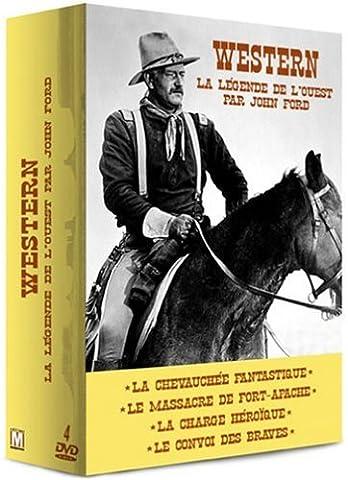Coffret Western : La légende de l