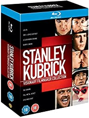 Stanley Kubrick: Visionary Filmmaker's Collection of 7 Cult Movies - Lolita + 2001: A Space Odyssey + A Cl