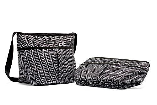 Pack-it PACKIT Carryall Sac-Repas Mixte Adulte, Sophie, 4,0 L