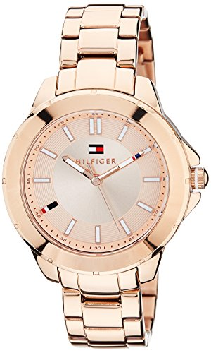 Tommy Hilfiger Analog Gold Dial Women's Watch - TH1781414J