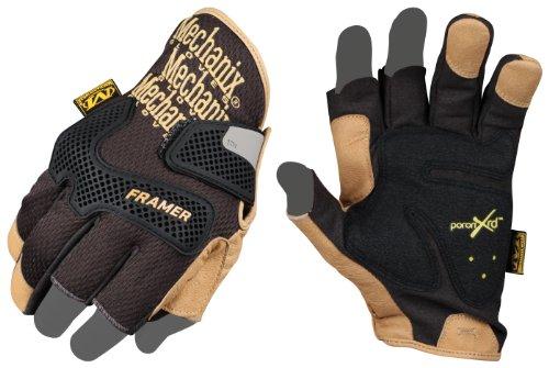 Mechanix Wear CG Framer Handschuhe Schwarz/Braun size M