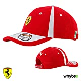 Scuderia Ferrari Formula One Team 2018 Sebastian Vettel F1 Driver Cap #5 Puma