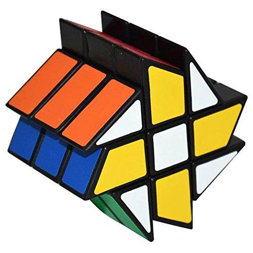Puzzle Cube Hot Wheels Coolzon® Especial Juego de Puzzle PVC Adhesivo 57mm, Negro