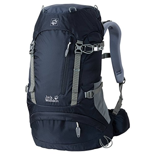 Jack Wolfskin Damen Wanderrucksack Acs Hike 24 Night Blue