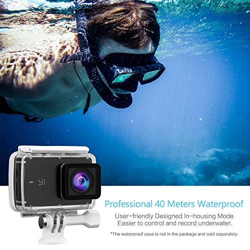 Yi - Cámara de acción YI J22 Camera Only
