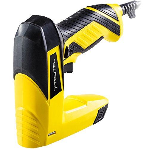 Trotec PTNS 10 230V, graffatrice e chiodatrice elettrica per graffe fino a 10 mm e chiodi fino a 14 mm