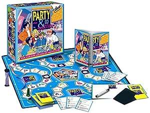 Diset - 10104 - Jeu de Plateau - Party & Co. Junior