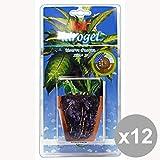 Conjunto de 12 DOM Hidrogel Reserva D'Acqua * 4 Bolsas de jardinería