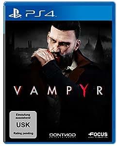 Vampyr - [Playstation 4]