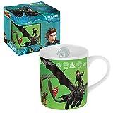 Dragons Mug Céramique Krokmou & Harold 200 ML   Tasse dans Boîte Cadeau