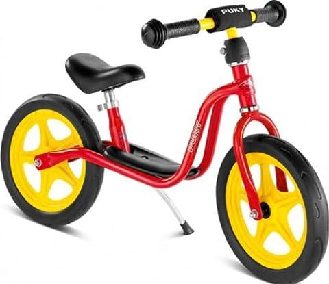 Puky 4014–Vélo Sans Pédales avec chevalet LR 1, rouge