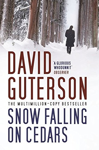 Snow Falling on Cedars por David Guterson
