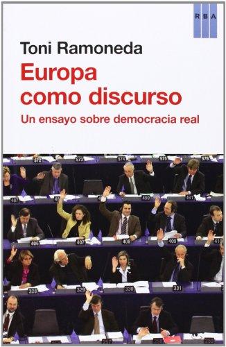 Europa como discurso (OTROS NO FICCIÓN)