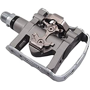 Shimano Pedal PD-M324 Silber one size