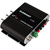 ELEGIANT 200W 12V HIFI Mini Amplificateur Stéréo Super Bass Car Amplifier Pour Voiture/Maison Radio Ordinateur CD DVD MP3 MP4 IPhone Ipod etc
