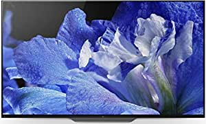 Sony 138.8 cm (55 inches) Bravia 4K Ultra HD Smart OLED TV KD-55A8F (Black) (2018 model)