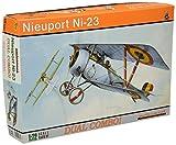 Eduard Plastic Kits 7073 - Nieuport Ni-23 Dual Combo, in scala 1:72
