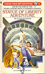 Statue of Liberty Adventure (Choose Your Own Adventure)