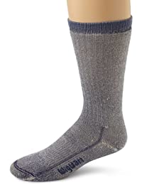 Wigwam Unisex Merino Wool Comfort Hiker Crew Length Sock