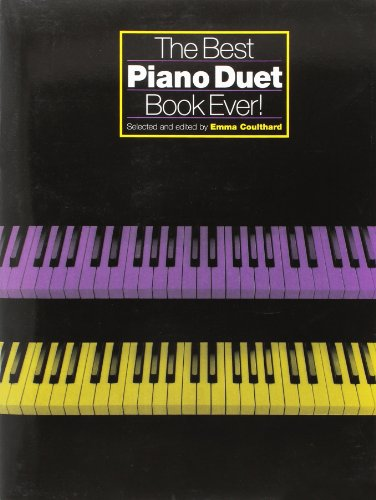 Best Piano Duet Book Ever!: Noten für Klavier